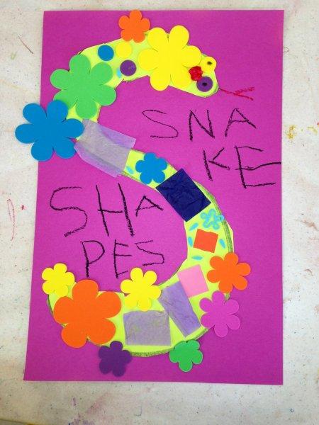 shape snakes