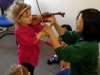 Learning Violin