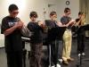 Performathon 2011 - the Brass Ensemble
