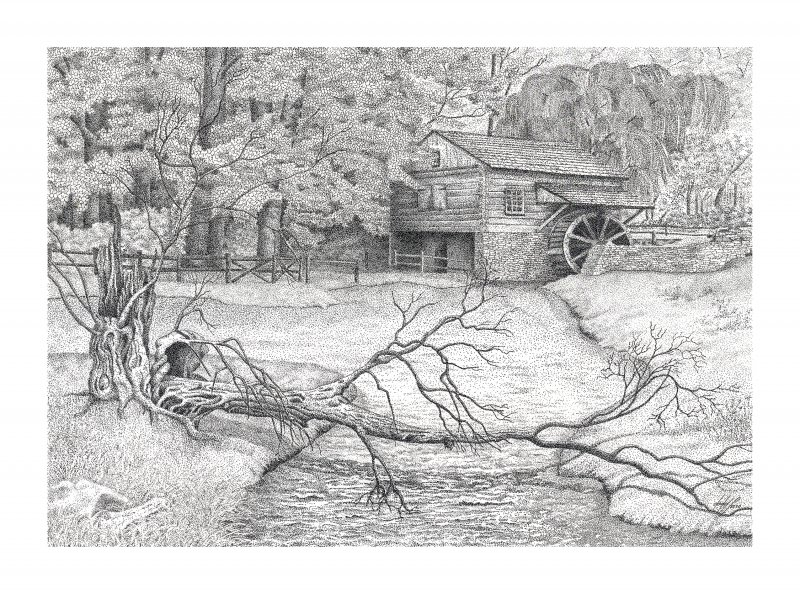 BURKS COUNTY GRISTMILL