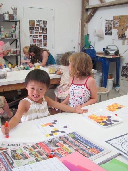 Half Day Preschool Camps