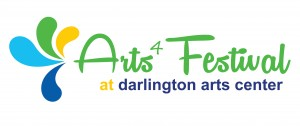 4 Arts Festival Logo