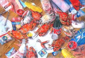 Lewes Crab Feast